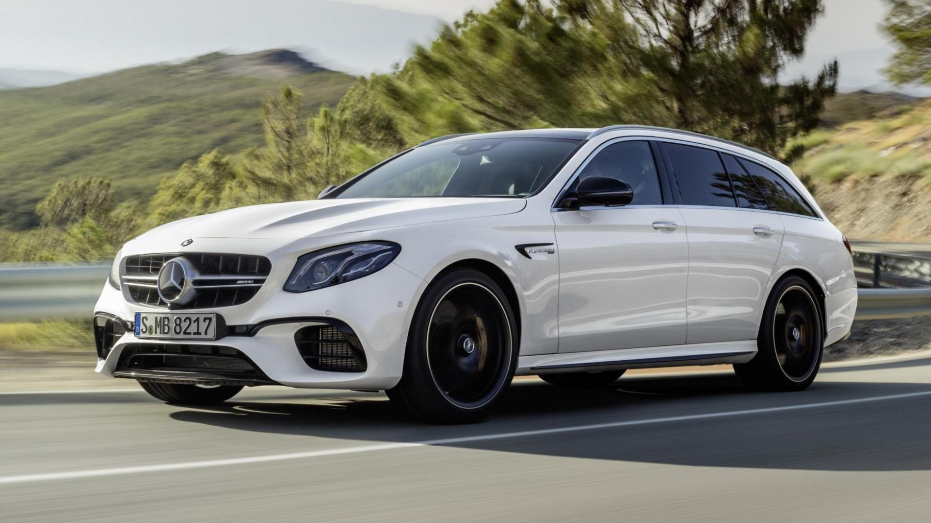 mercedes amg e 63 s is de snelste station ter wereld topgear. Black Bedroom Furniture Sets. Home Design Ideas