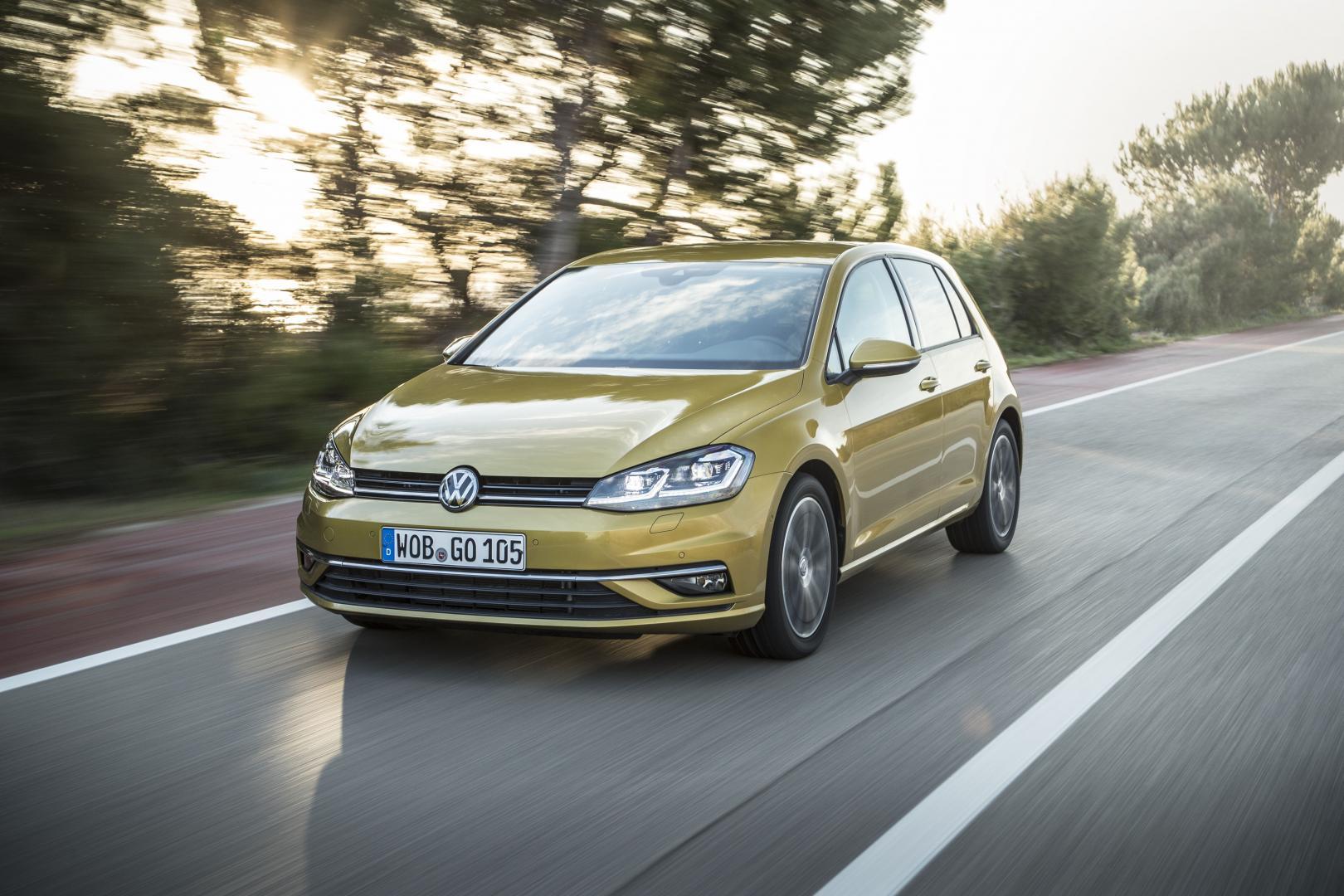 Nieuwe Volkswagen Golf 1.5 TSI Nieuwe Volkswagen Golf 1.5 TSI ...