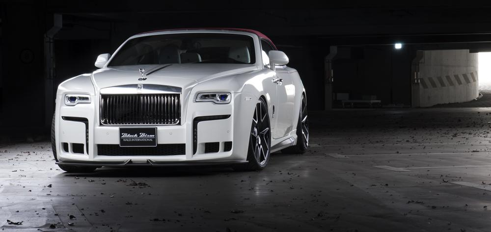 Rolls-Royce Dawn Black Bison