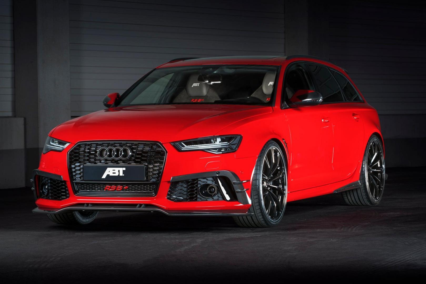 Audi RS 6+ door ABT