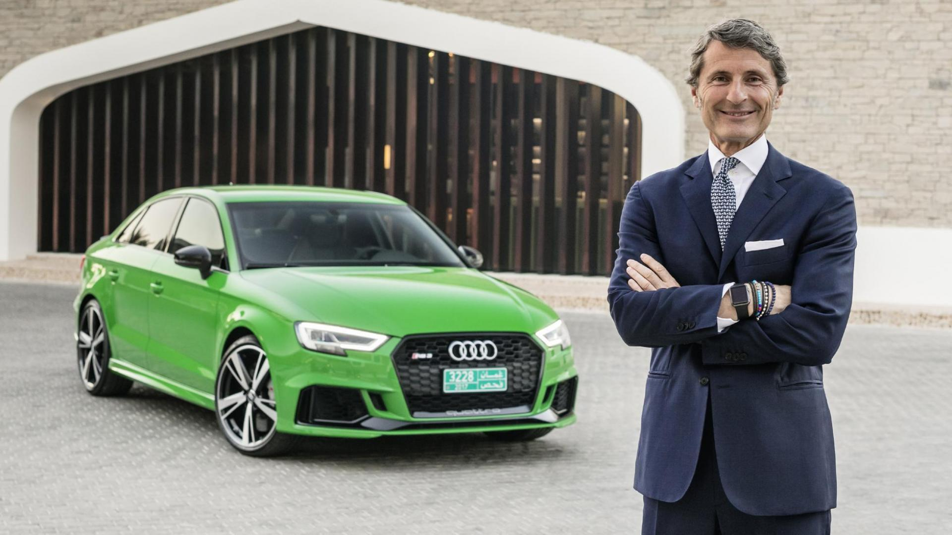 Audi RS hybride hypercar: Stephan Winkelmann interview