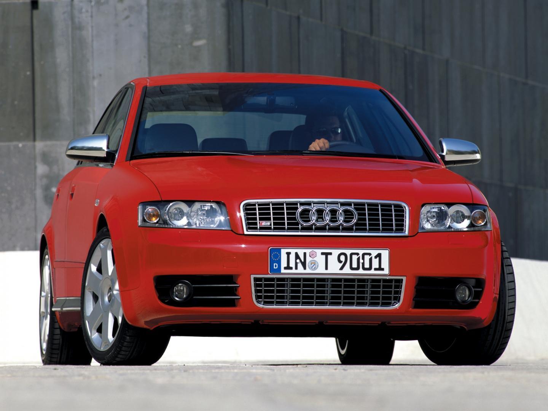 Audi S4 B6 rood goedkoper