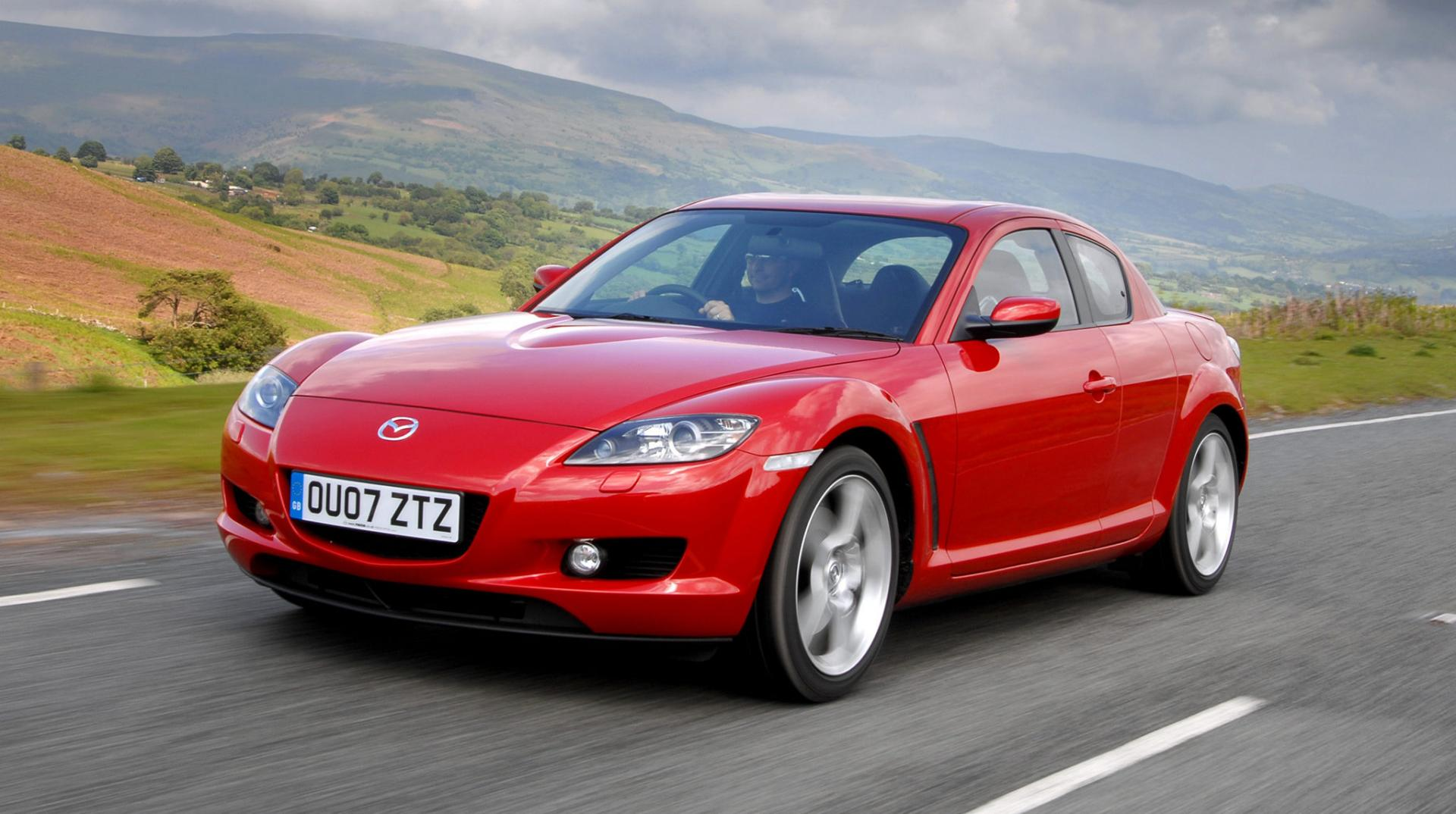 Mazda RX-8 is een koopje