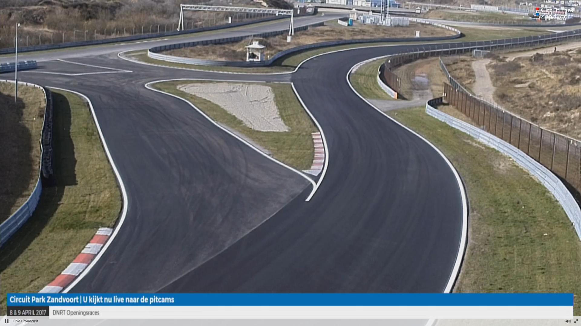 Circuito Zandvoort : Nieuw asfalt voor circuit park zandvoort topgear