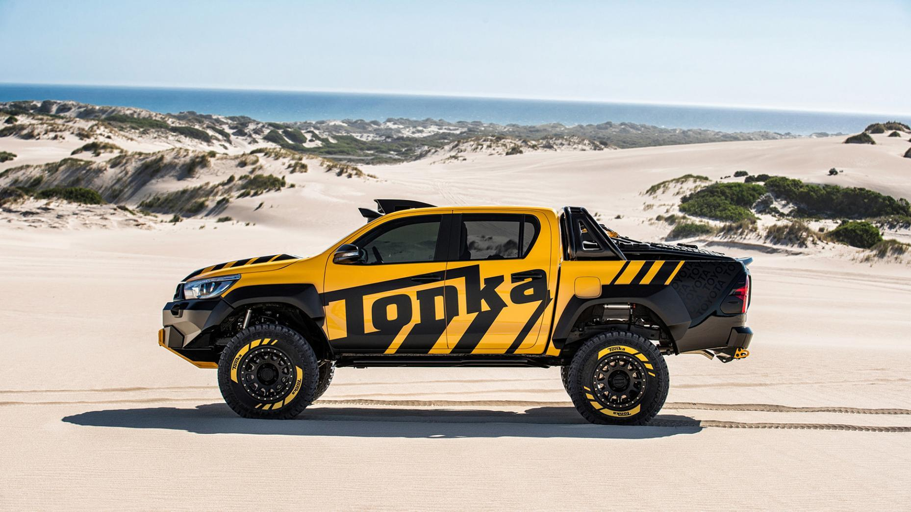 Toyota Tonka Truck: voor grote jongetjes TopGear