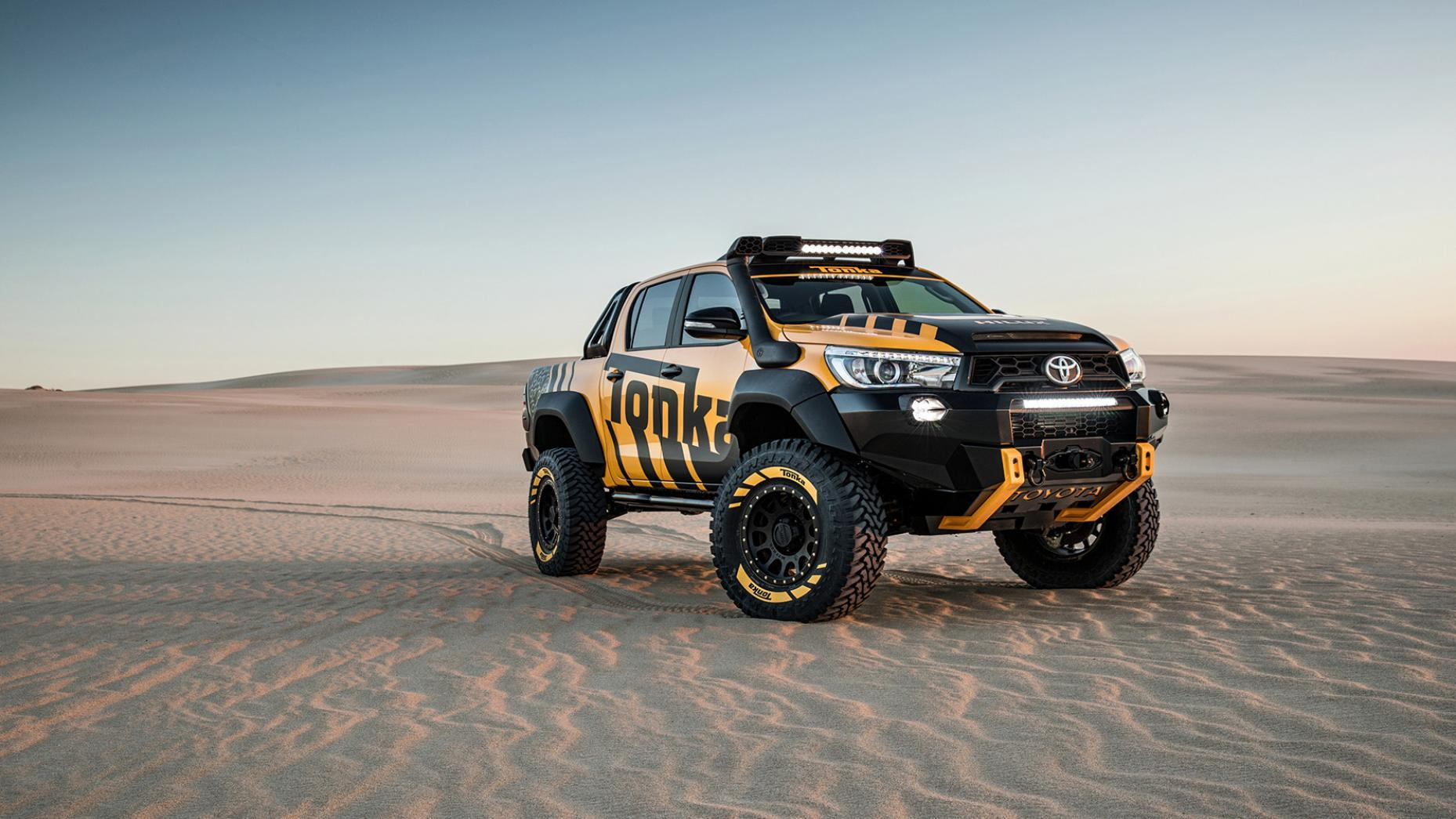 toyota tonka truck promotie auto promo 2017 speelgoed (1)
