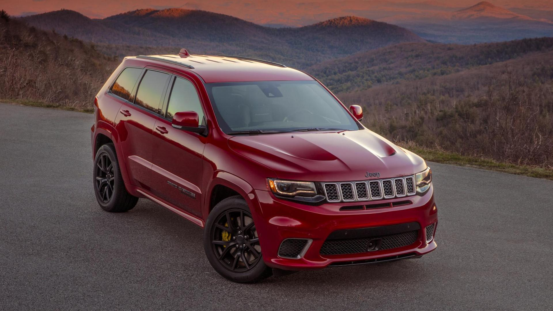 jeep grand cherokee trackhawk specificaties topgear. Black Bedroom Furniture Sets. Home Design Ideas