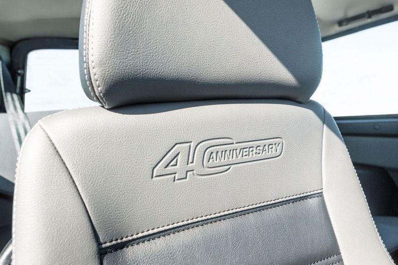 Lada 4x4 40th Anniversary