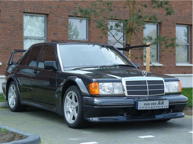 Mercedes 190E EVO II te koop
