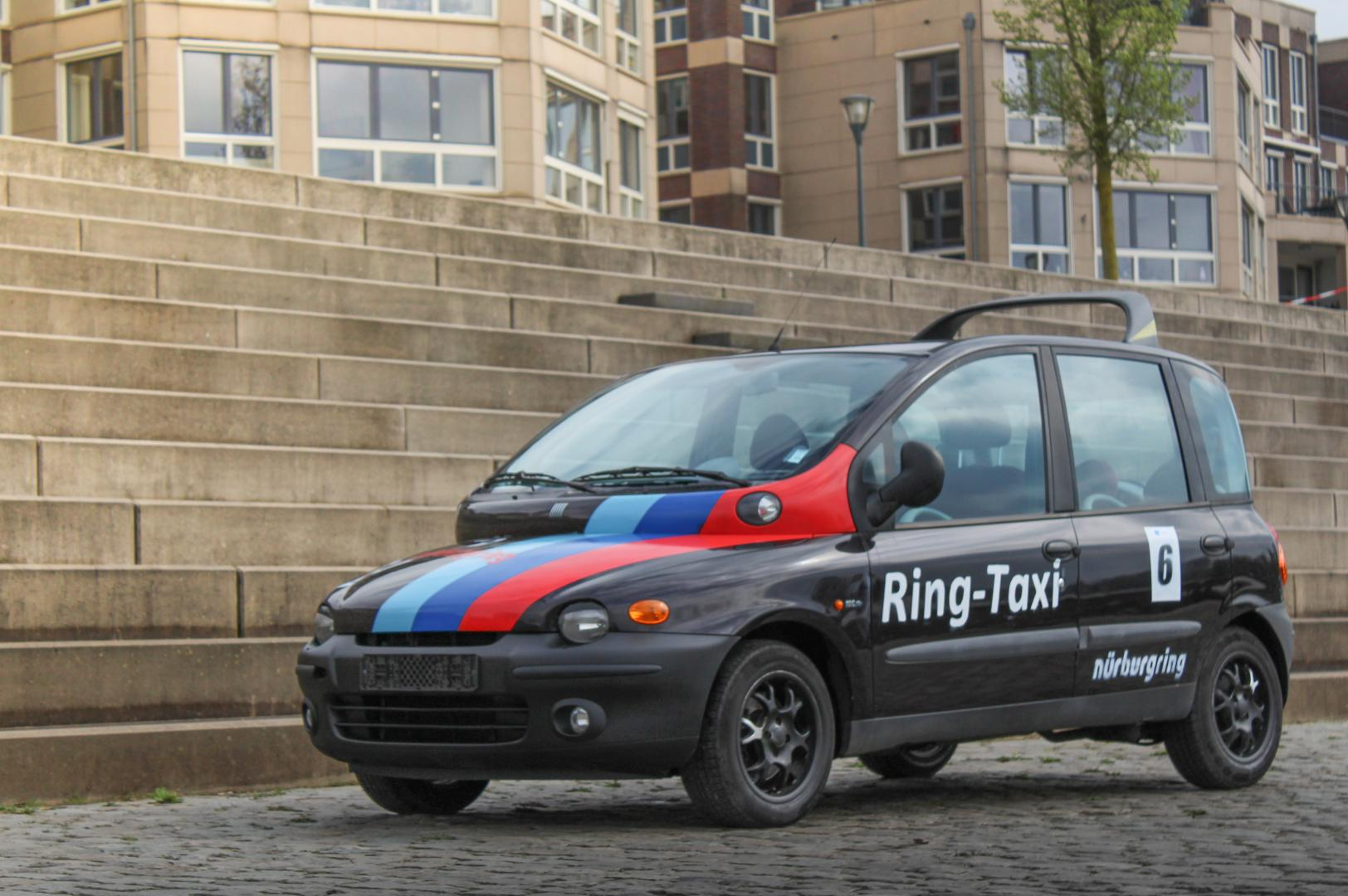 Fiat Multipla Ringtaxi