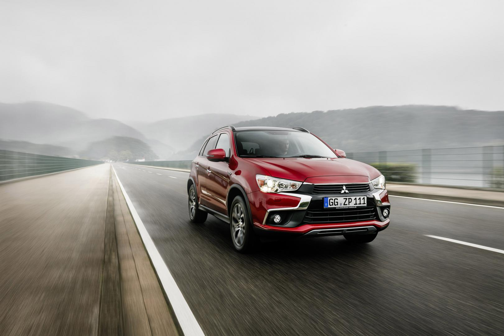 mitsubishi ASX 1.6 mitec cleartec instyle test 2017 (1)
