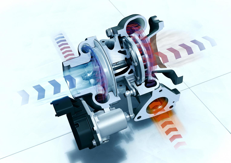 hoe werkt een turbo?