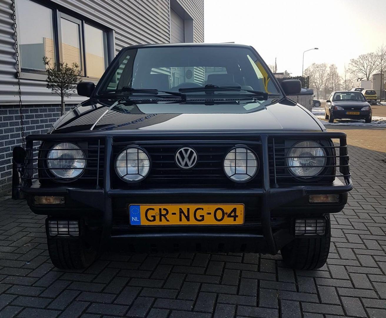 Volkswagen Golf Country te koop in Nederland