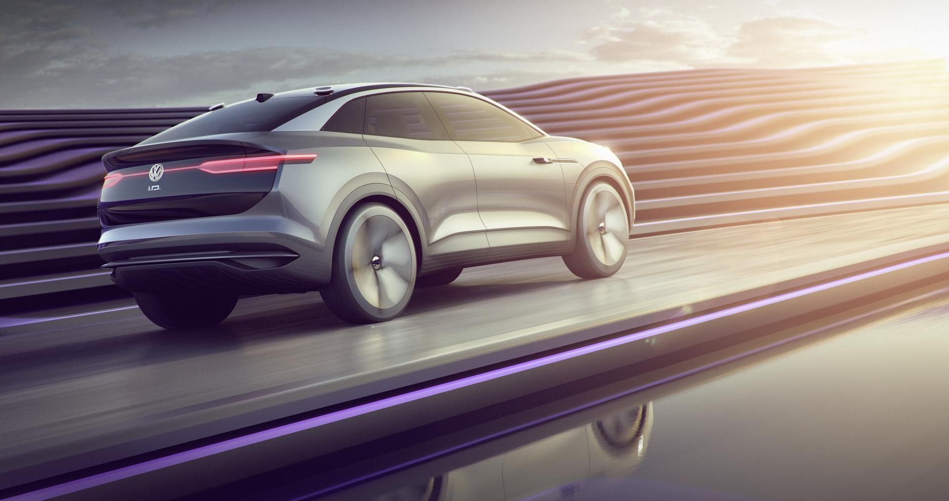I.D. Crozz Concept volkswagen