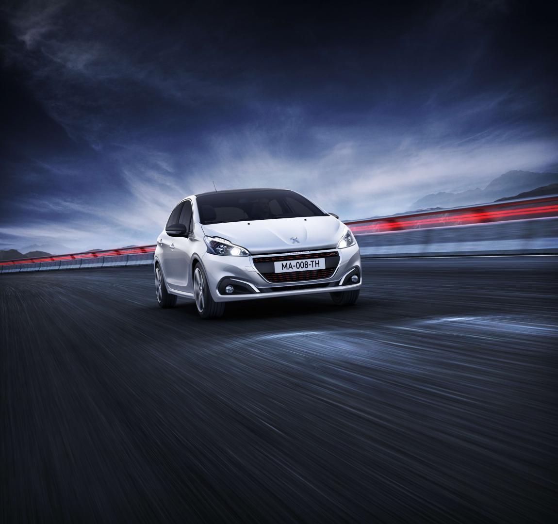 GT-Line van Peugeot