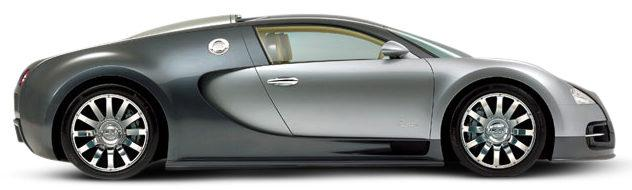 De voorlopers van de Bugatti Chiron