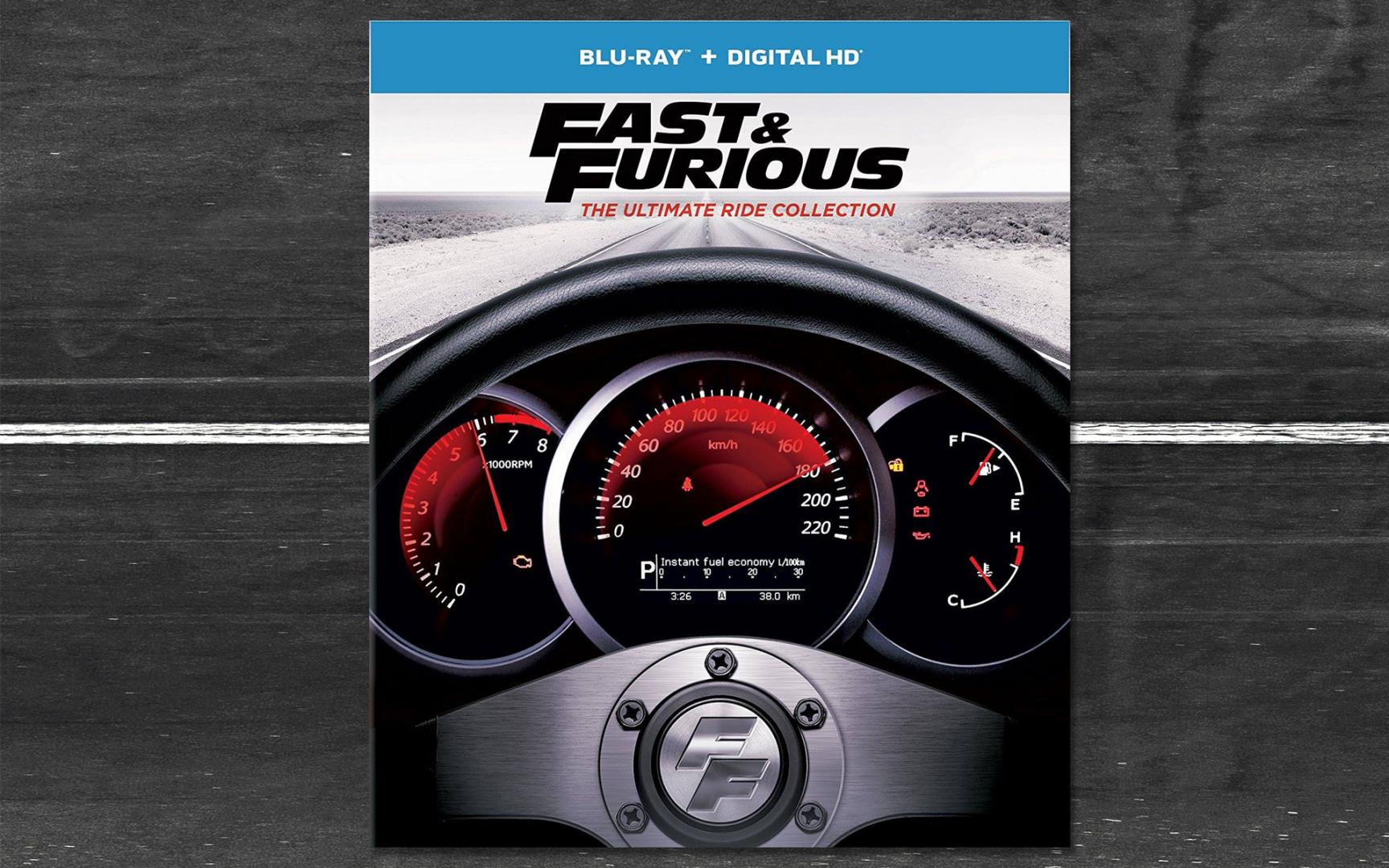 Fast & Furious-cover