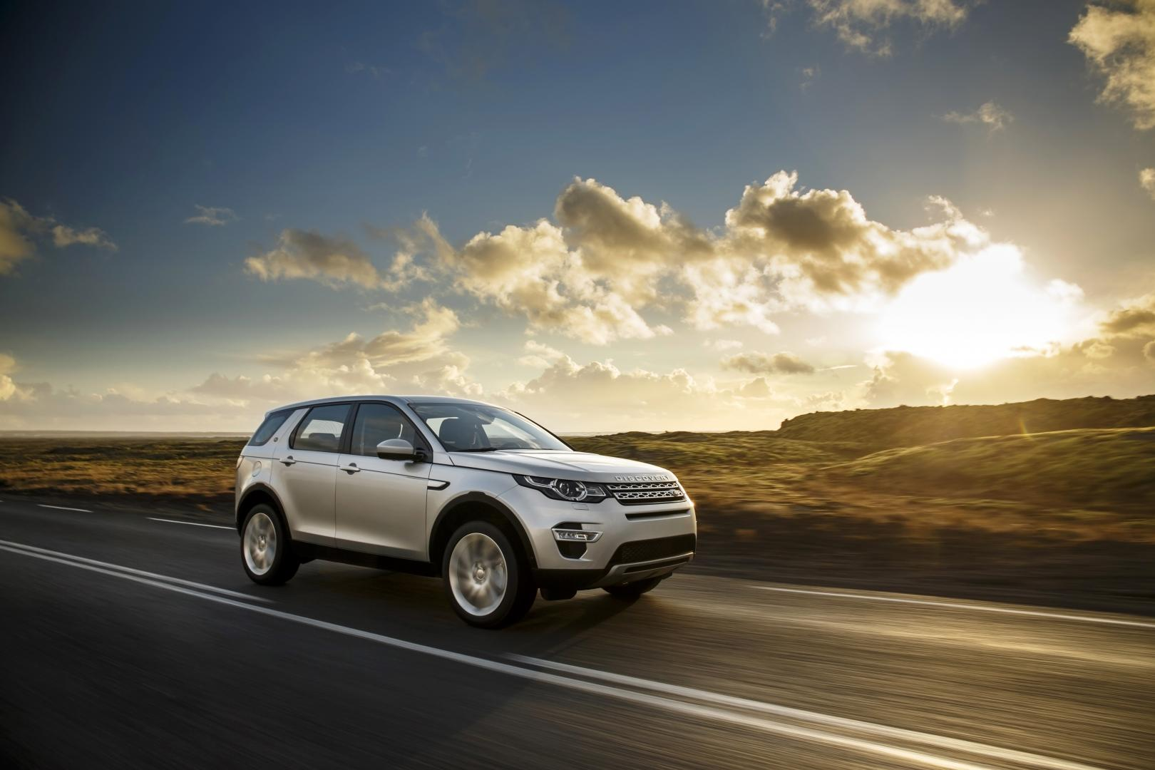 Land Rover Discovery Sport 2017 adv