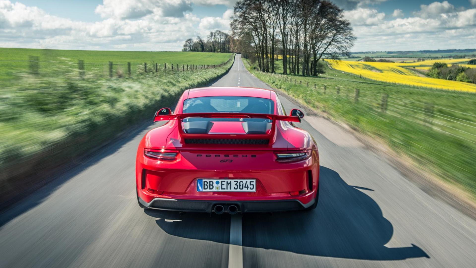 Porsche 911 GT3 2017 991.2
