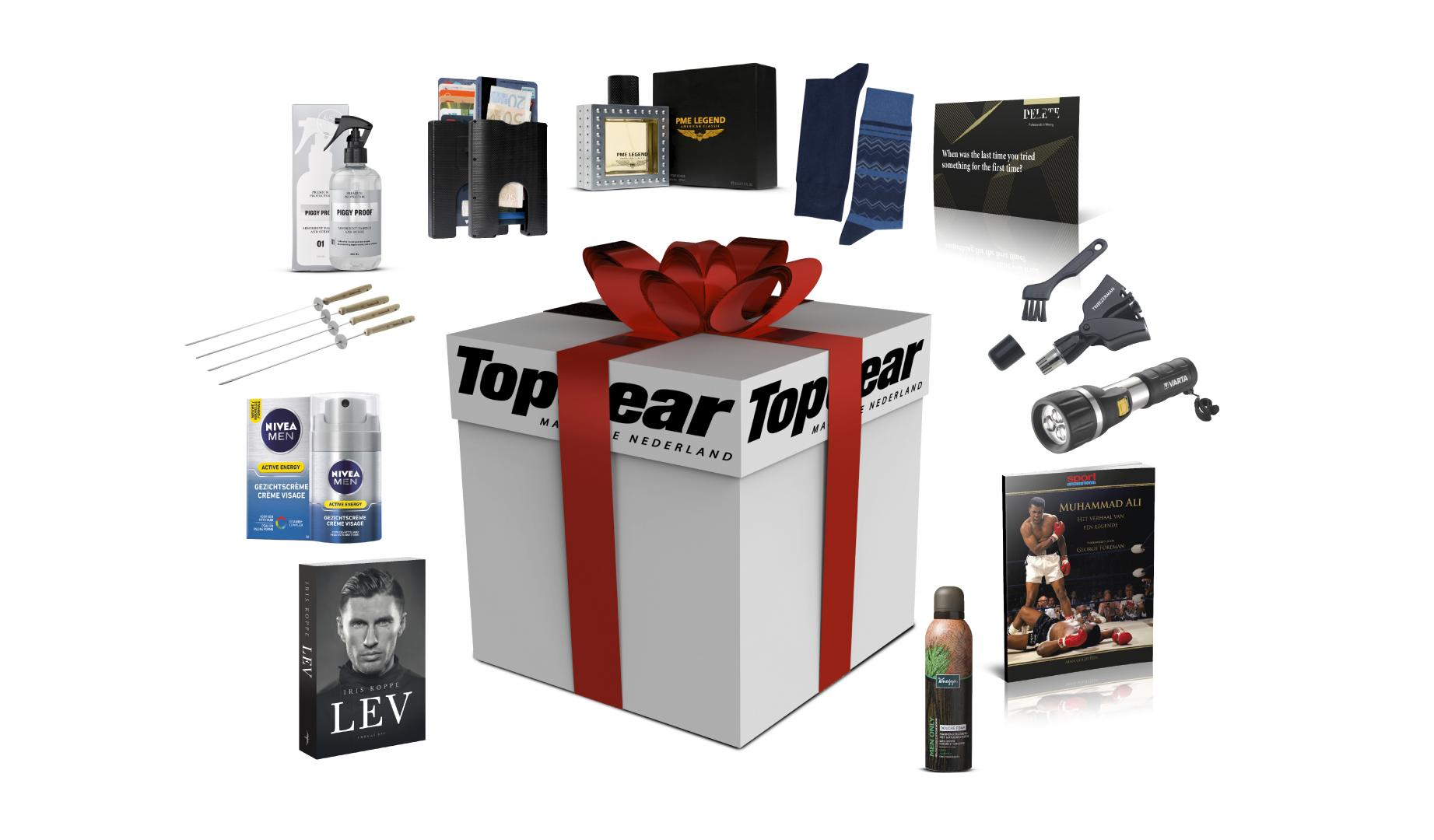 the ultimate giftbox for men