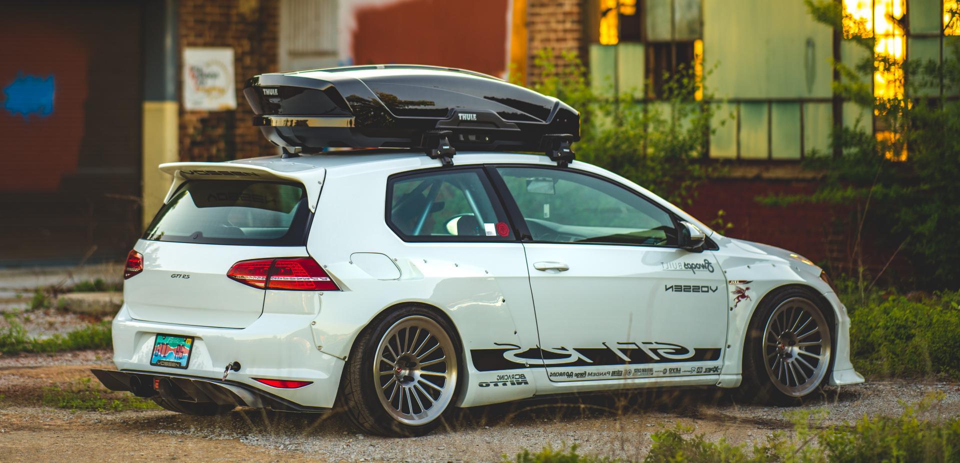 Volkswagen Golf Gti Rs Concept Topgear
