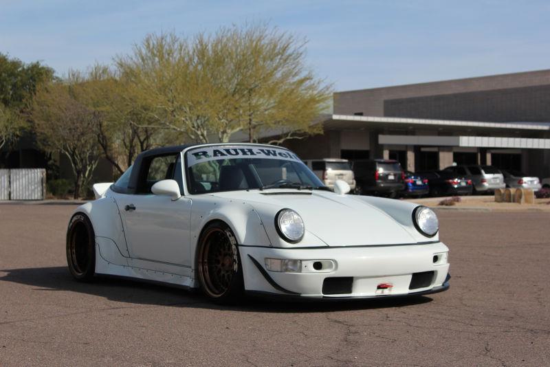 Targa Rwb Walpaper: Deze Porsche 911 Door RWB Kan Van Jou Zijn