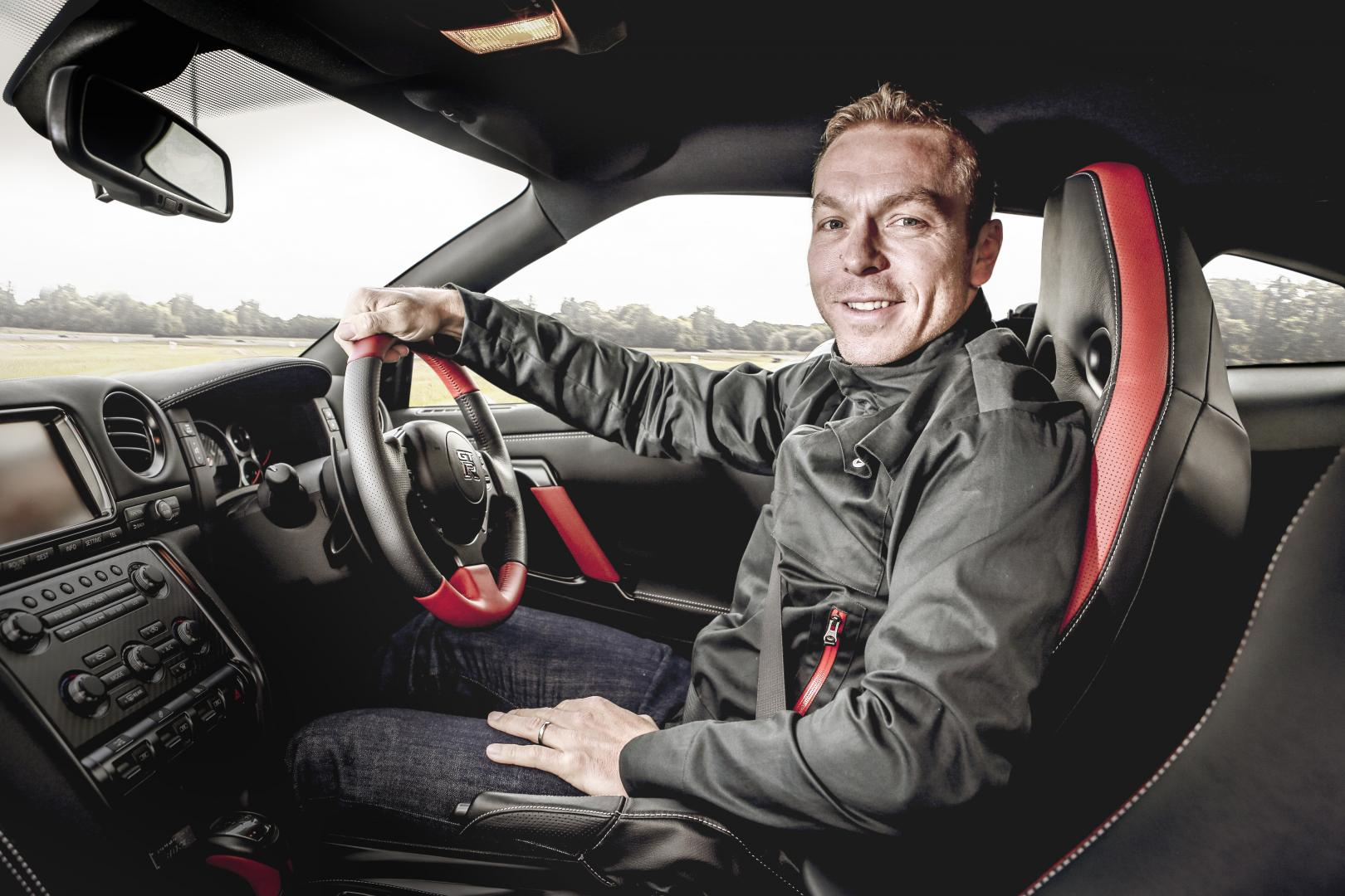 Auto's Sir Chris Hoy