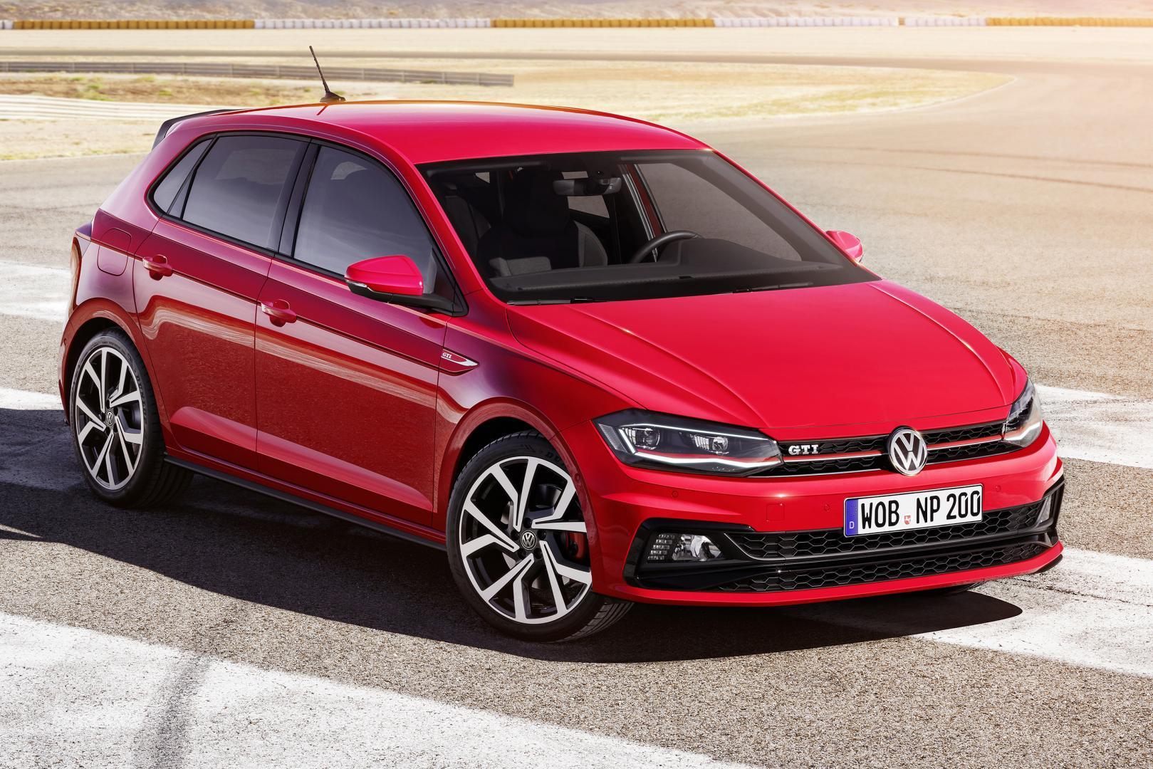 prijs van de nieuwe Volkswagen Polo
