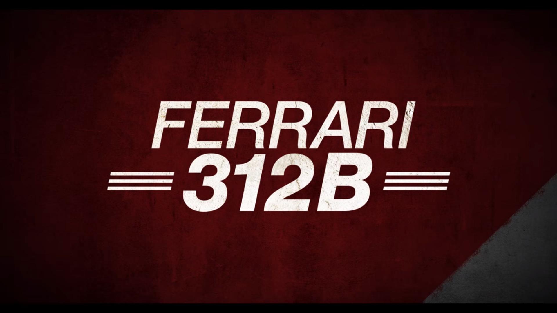 Trailer van Ferrari 312B