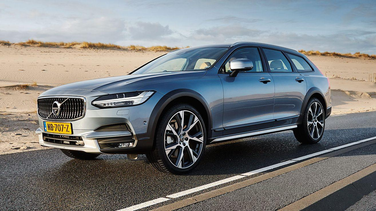 Volvo V90 Cross Country T6 AWD Pro