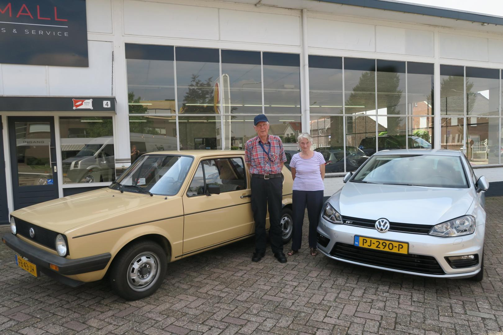 vw golf 40 jaar Echtpaar ruilt Volkswagen Golf I Diesel na 38 jaar in   TopGear vw golf 40 jaar