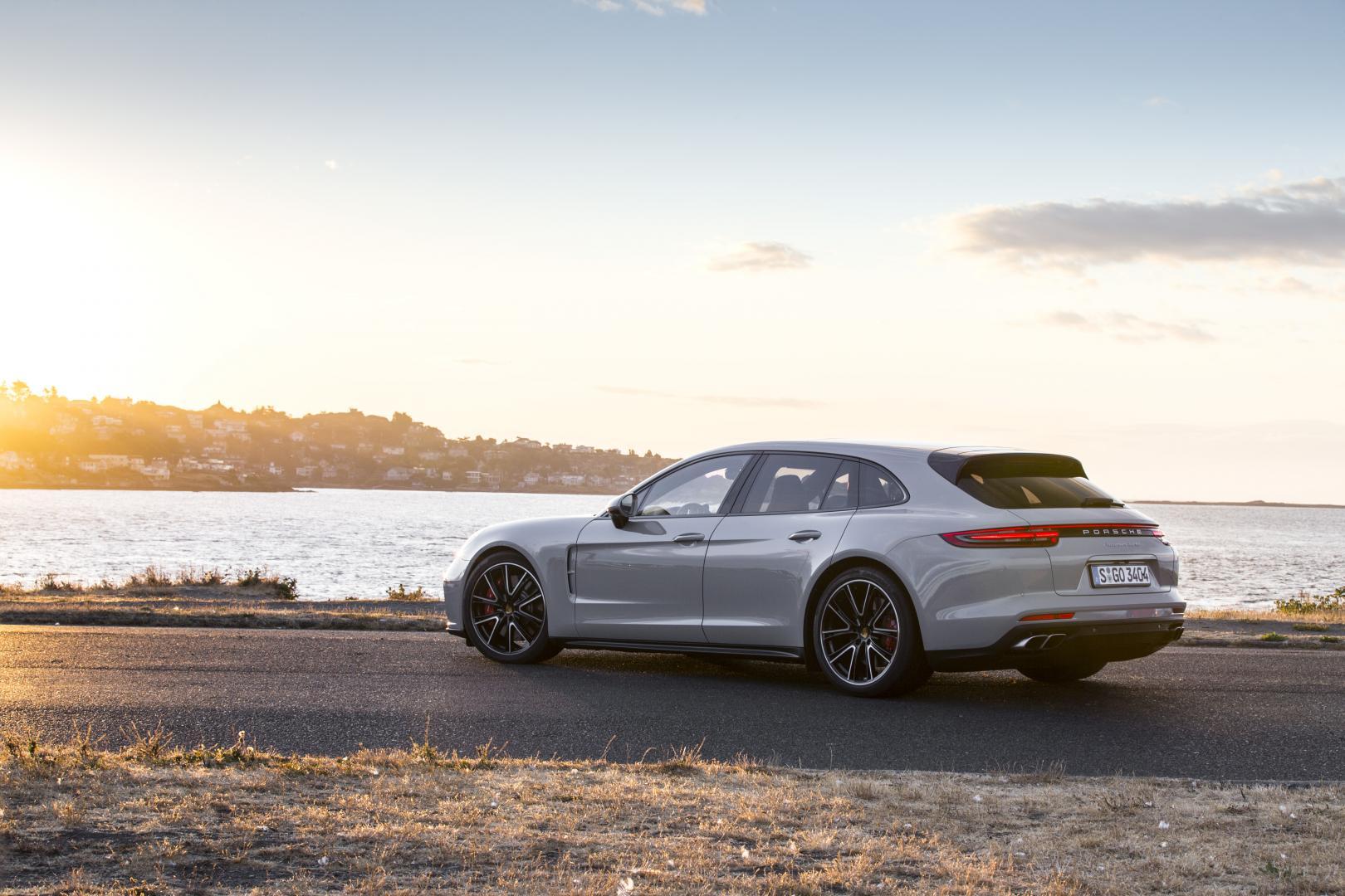 Porsche Panamera Sport Turismo: 1e rij-indruk - TopGear