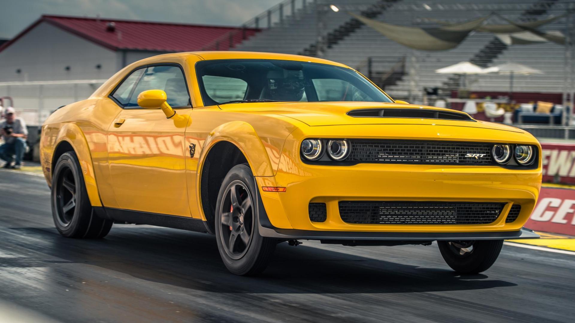Dodge Challenger SRT Demon: 1e rij-indruk