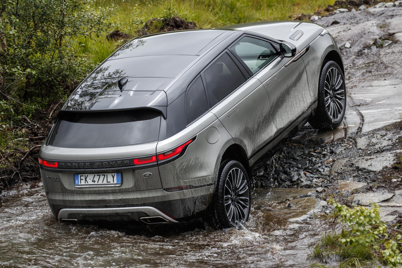 Range Rover Velar Topgears 1e Rij Indruk Topgear Nederland