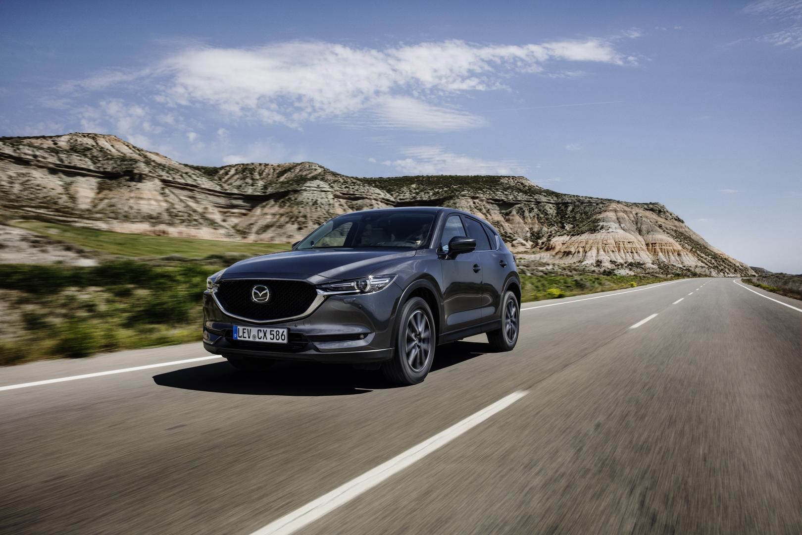 mazda cx 5 2 0 skyactiv g 160 gt m autotest en specificaties. Black Bedroom Furniture Sets. Home Design Ideas