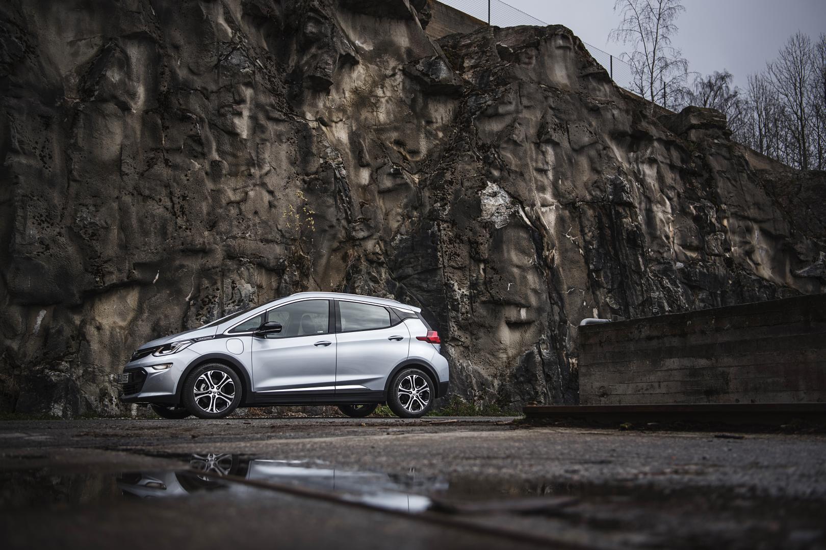 Opel Ampera-e Launch Executive
