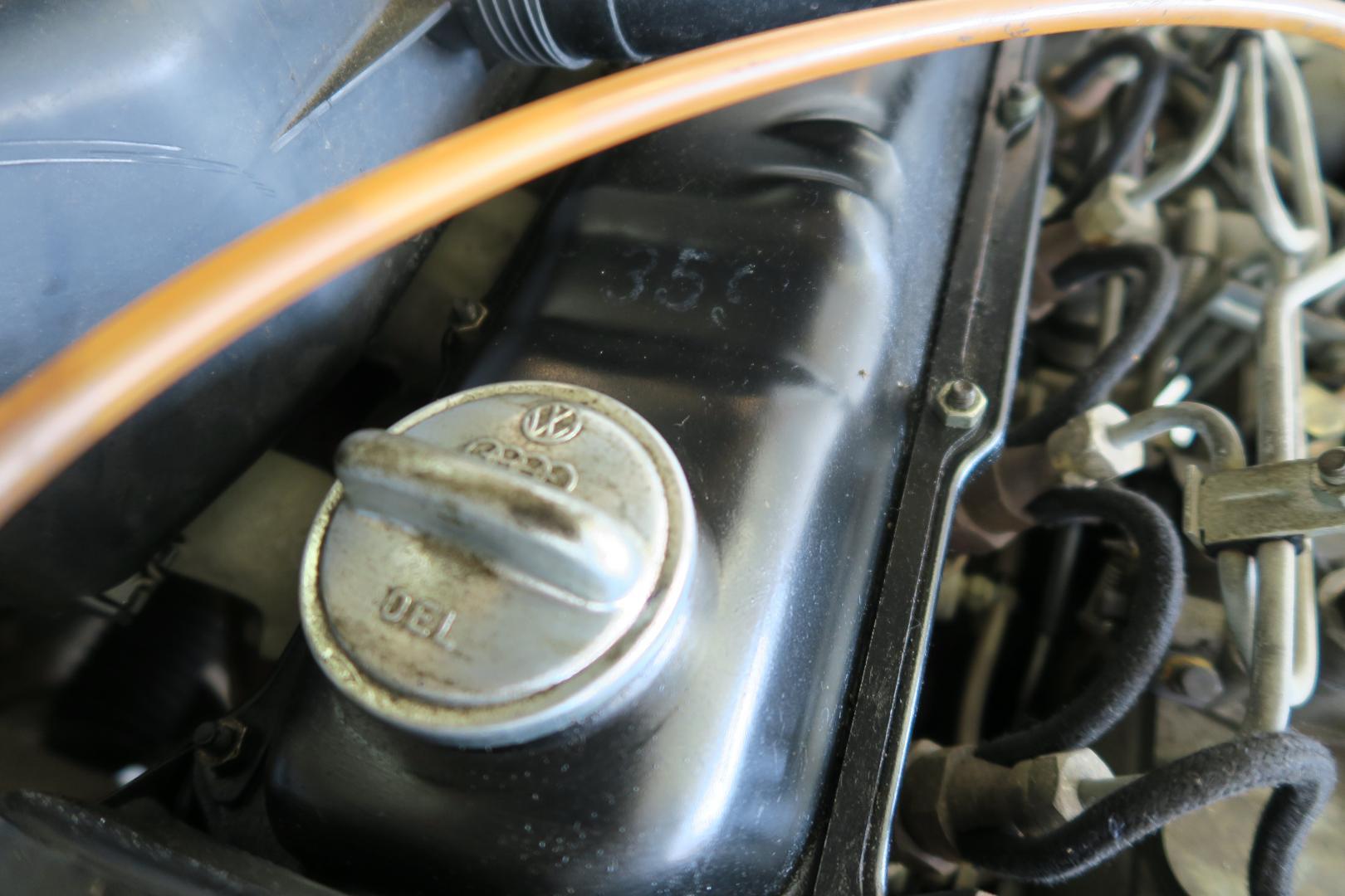 Volkswagen Golf I diesel uit 1979