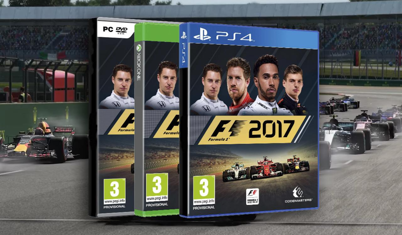 gratis f1 2017 game bij topgear topgear nederland. Black Bedroom Furniture Sets. Home Design Ideas