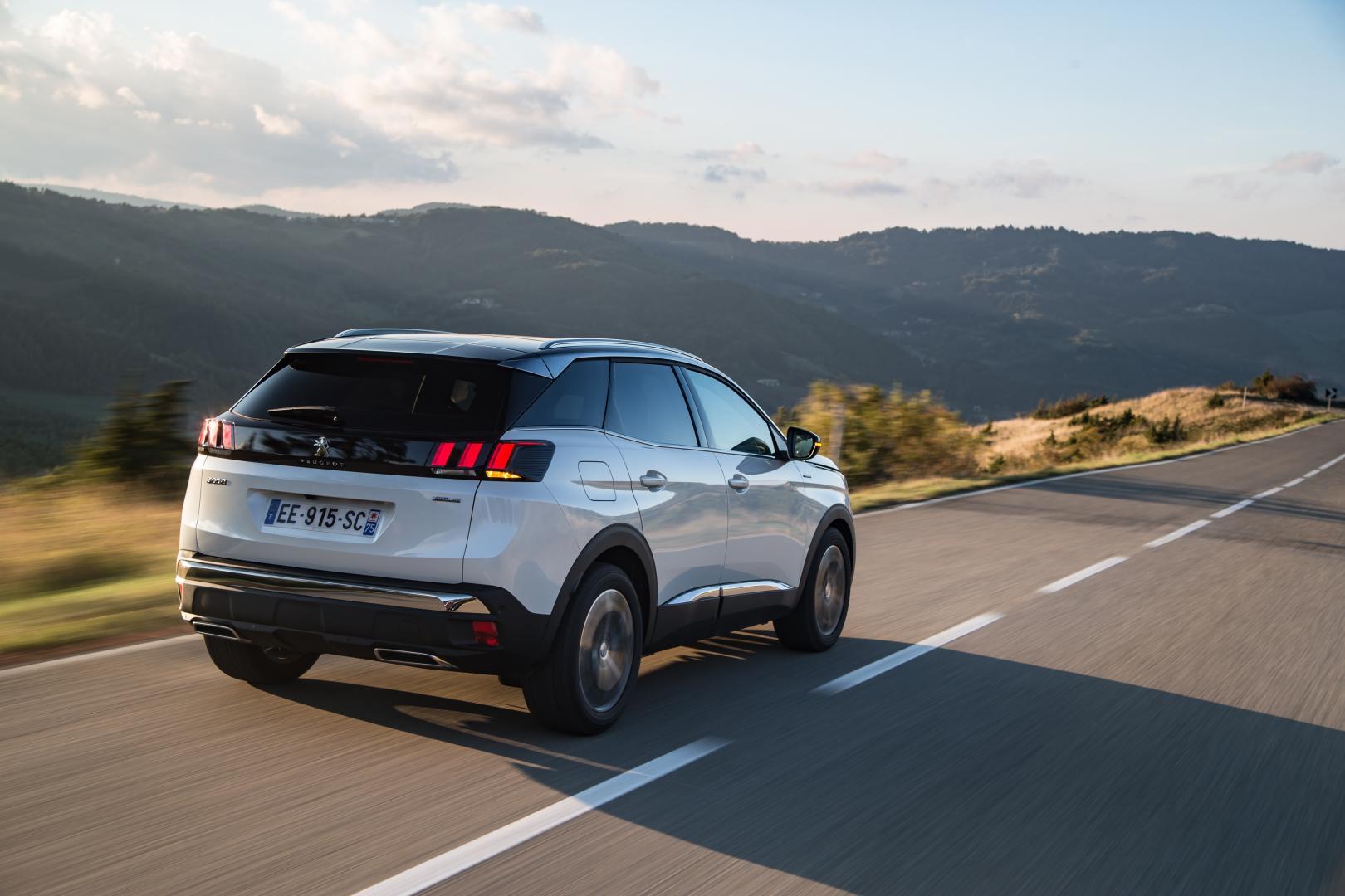 Peugeot 3008 1.6 e-THP 165 pk GT-Line