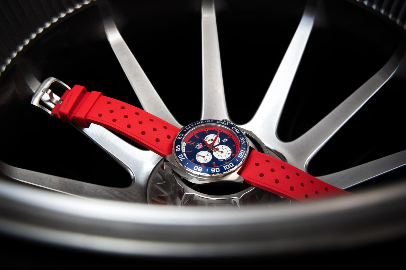 Dit Is Het Nieuwe Max Verstappen Horloge Topgear Nederland