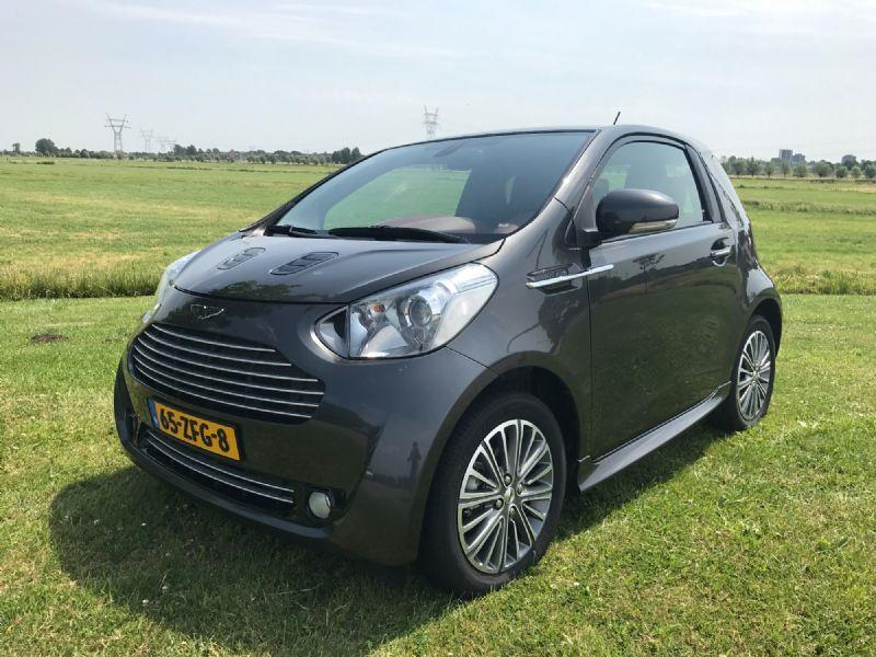 aston martin cygnet te koop in nederland topgear nederland. Black Bedroom Furniture Sets. Home Design Ideas