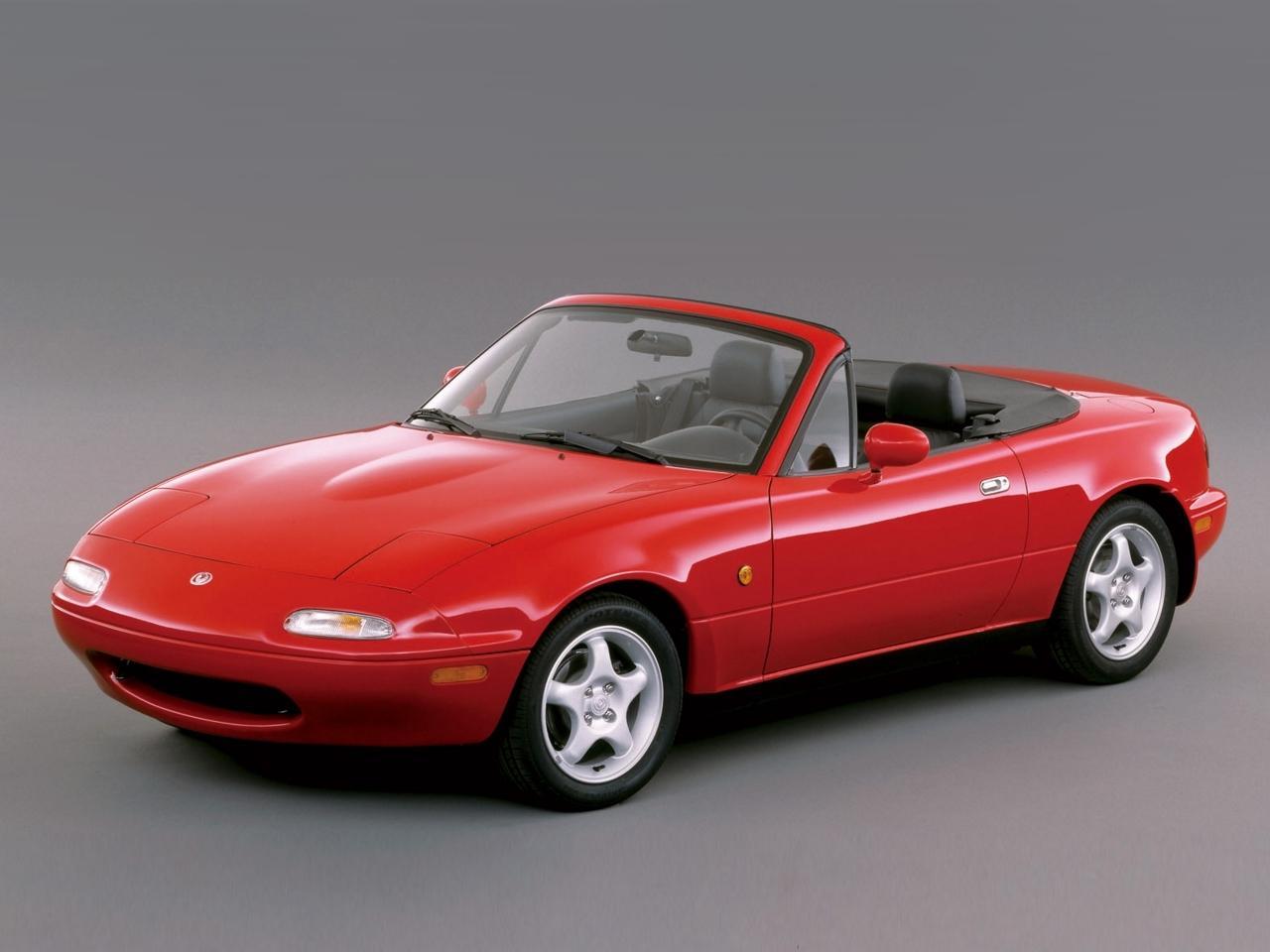 beste auto voor beginners Mazda MX-5
