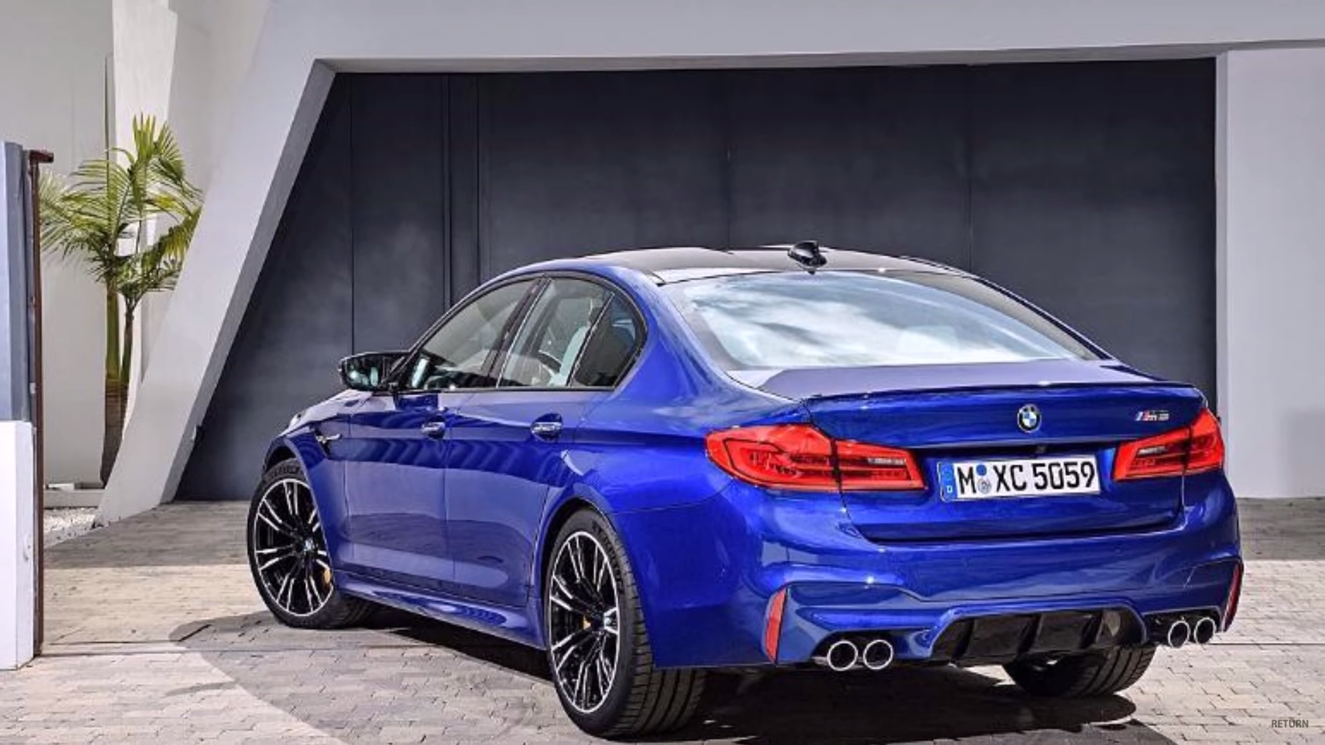 De nieuwe BMW M5 (F90 / G30) is hier - TopGear Nederland
