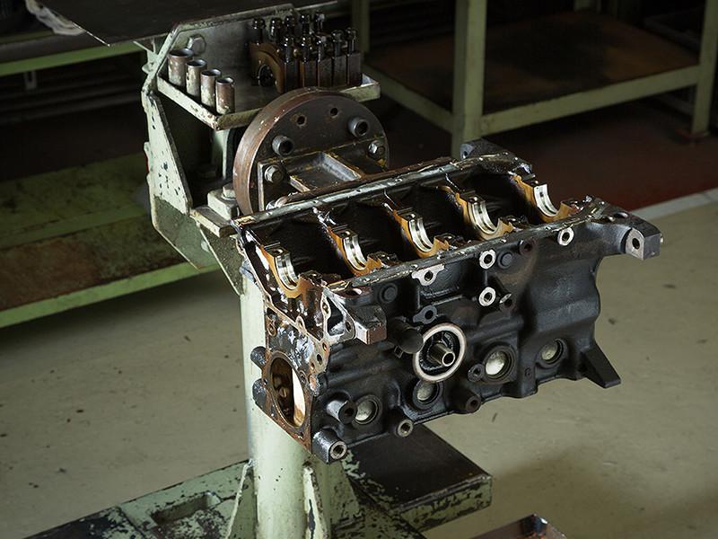 MX-5 NA volledig restaureren