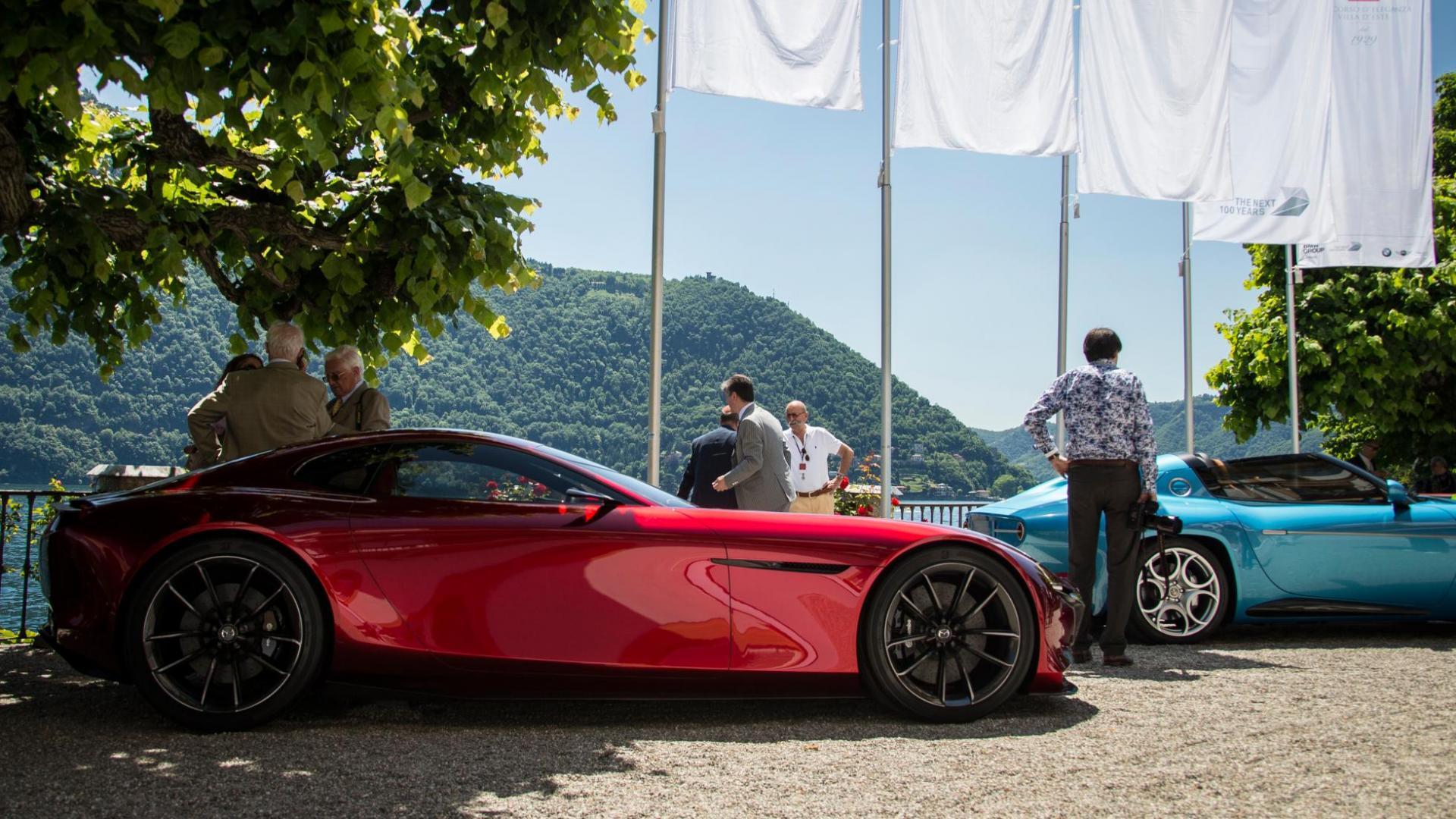 Mazda is een beest van een motor aan het bouwen