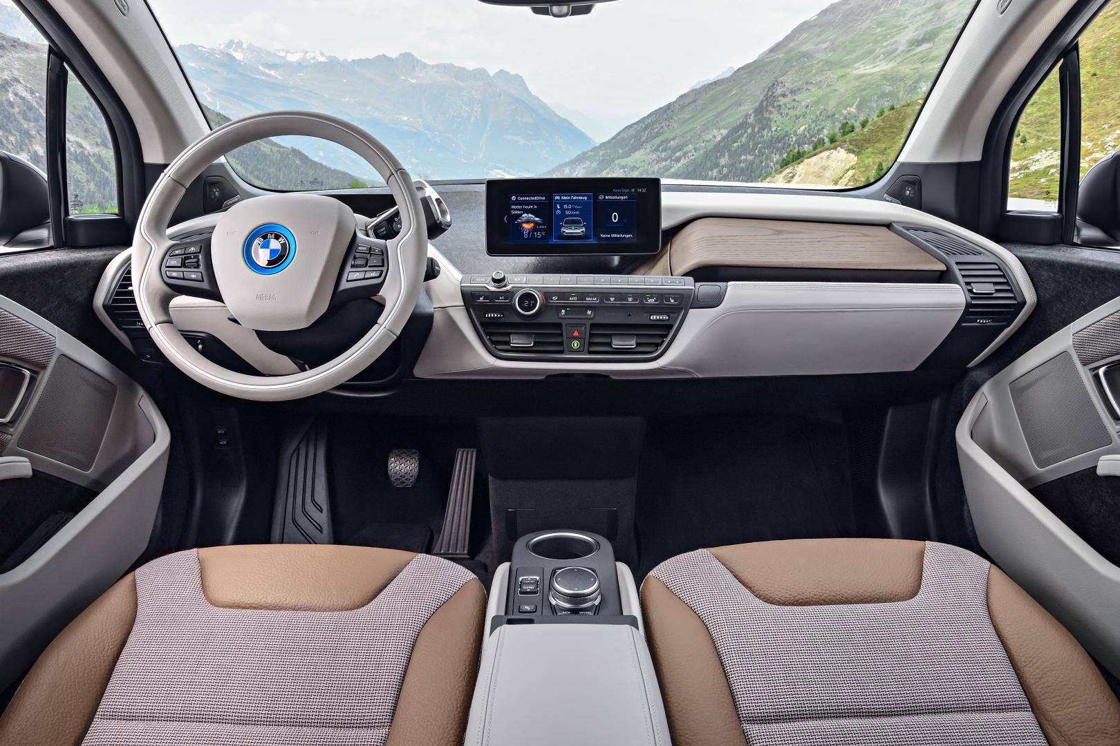 vernieuwde BMW i3