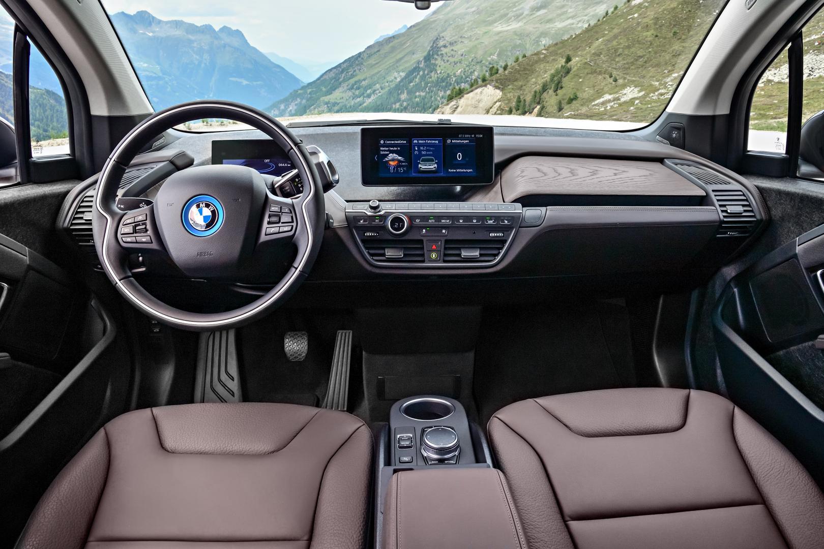 vernieuwde BMW i3s