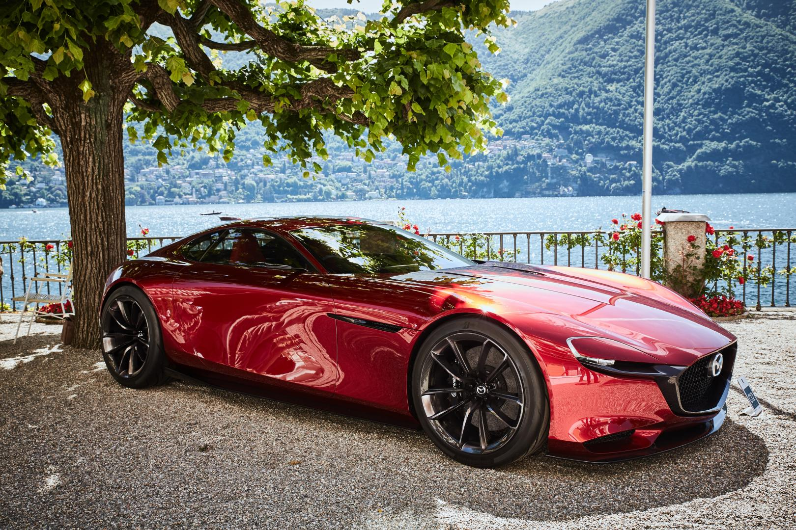 Opvolger van de Mazda RX Vision