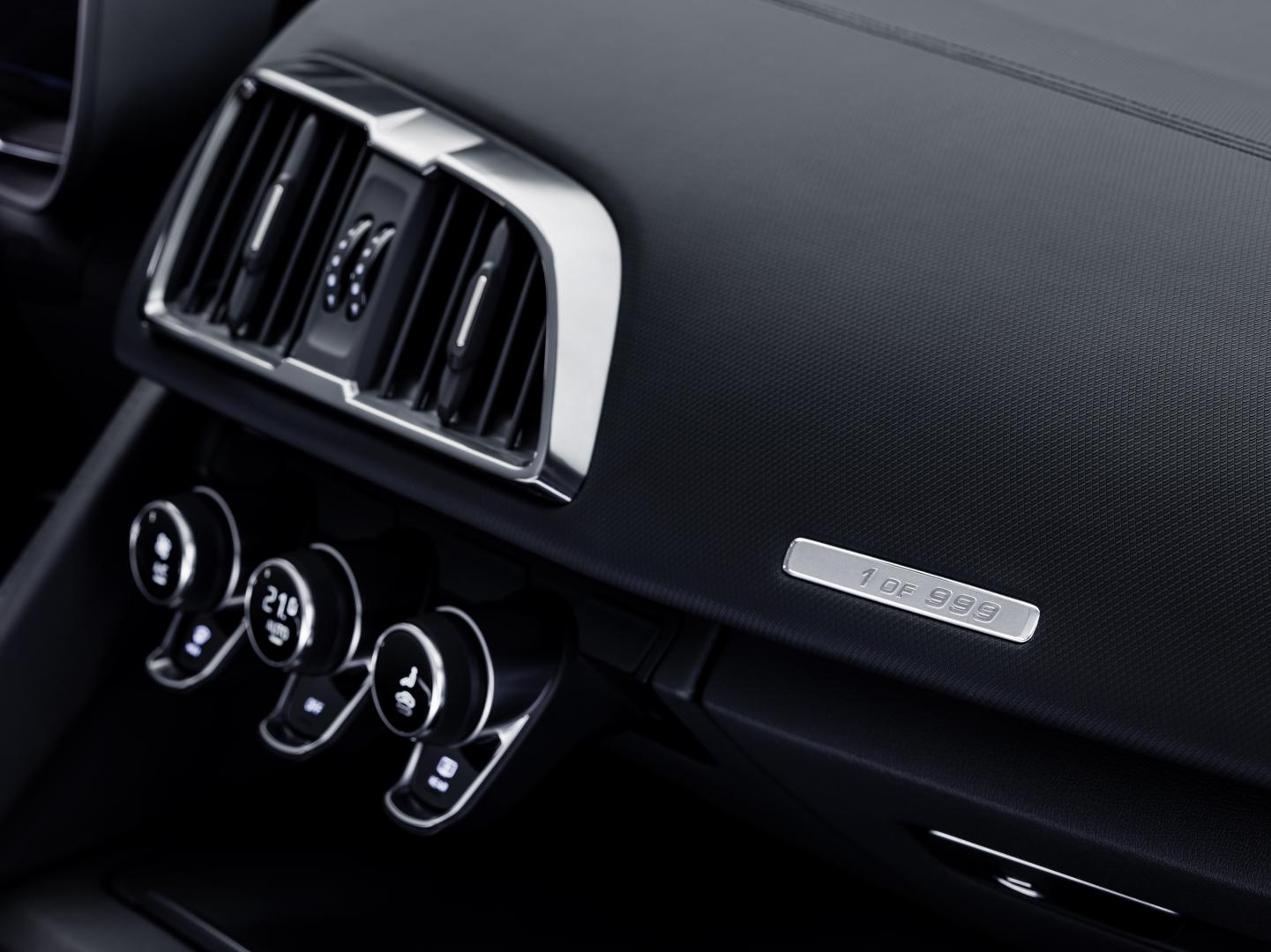 Audi R8 V10 RWS met achterwielaandrijving