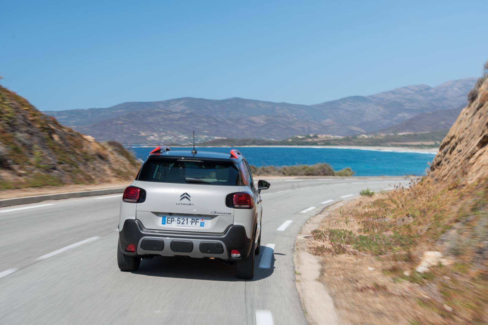 Citroën C3 Aircross: 1e rij-indruk